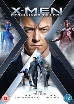 X-men: Beginnings Trilogy - 1