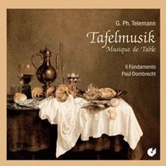 G. Ph. Telemann: Tafelmusik - 1