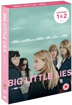 Big Little Lies: Seasons 1 & 2 - 2