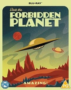 Forbidden Planet - Travel Poster Edition - 2