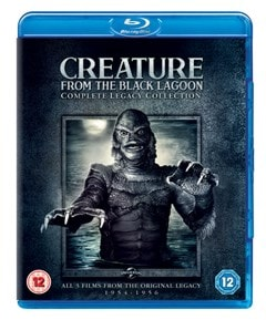 Creature from the Black Lagoon: Complete Legacy Collection - 1