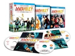 Monkey!: The Complete Collection - 1
