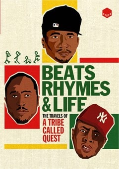 Beats Rhymes and Life - The Travels of a Tribe Called Quest - 1