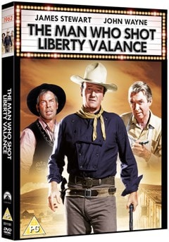 The Man Who Shot Liberty Valance - 2