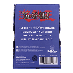 Blue Eyes White Dragon: Yu-Gi-Oh! Metal Collectible - 6