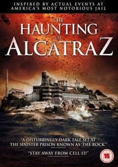 The Haunting of Alcatraz - 1