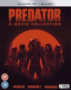 Predator Trilogy - 1
