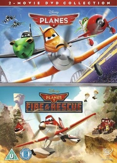 Planes/Planes: Fire and Rescue - 1