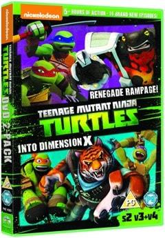 Teenage Mutant Ninja Turtles: Renegage Rampage!/Into Dimension... - 2