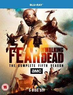 Fear the Walking Dead: The Complete Fifth Season - 1