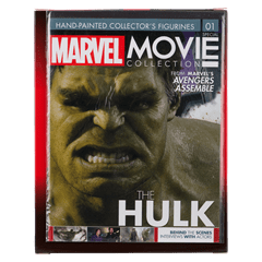 Hulk (Special): Marvel Figurine: Hero Collector - 4