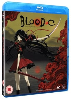 Blood C: The Complete Series - 2