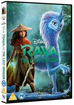 Raya and the Last Dragon - 1