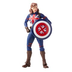 Marvel's Captain Carter: Hasbro Marvel Legends Series Action Figure - 8