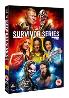 WWE: Survivor Series 2019 - 2