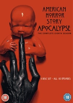 American Horror Story: Apocalypse - The Complete Eighth Season - 1