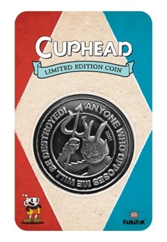 Cuphead: Limited Edition Coin - 2