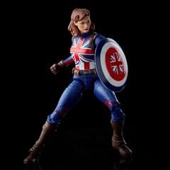 Marvel's Captain Carter: Hasbro Marvel Legends Series Action Figure - 2