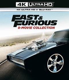 Fast & Furious: 8-movie Collection - 1