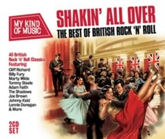 Shakin' All Over: The Best of British Rock 'N' Roll - 1