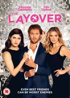 The Layover - 1