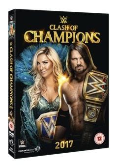 WWE: Clash of Champions 2017 - 1