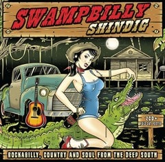 Swampbilly Shindig - 1