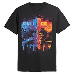 Godzilla vs Kong Split (Small) - 1