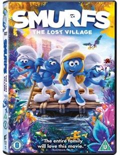 Smurfs - The Lost Village - 2