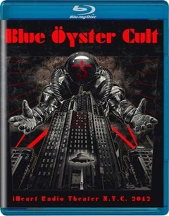 Blue Oyster Cult: IHeart Radio Theater NYC 2012 - 1