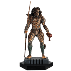 City Hunter Predator Figurine: Hero Collector - 1
