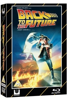 Back to the Future - VHS Range - 2