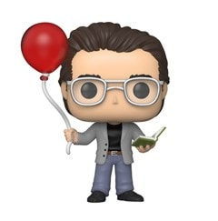 Stephen King with Red Balloon (55) Pop Icons (hmv Exclusive) Pop Vinyl - 1