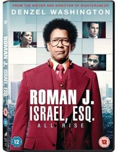 Roman J. Israel, Esq. - 2