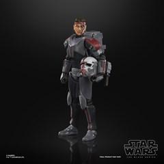 Bad Batch Hunter: Clone Wars: Star Wars Black Series Action Figure - 1
