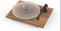 Pro-Ject T1 Phono SB Walnut Turntable - 1