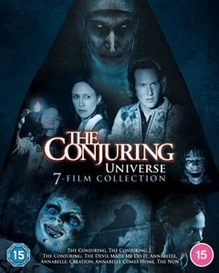 The Conjuring Universe: 7 Film Collection - 1