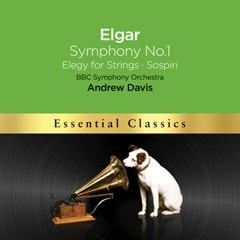 Elgar: Symphony No. 1/Elegy for Strings/Sospiri - 1
