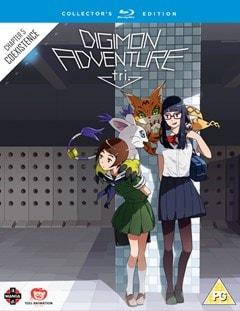 Digimon Adventure Tri: Chapter 5 - Coexistence - 1