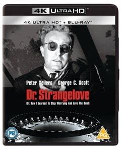 Dr Strangelove - 1
