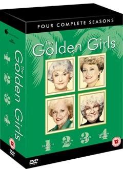 The Golden Girls: Seasons 1-4 - 2