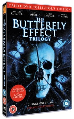 The Butterfly Effect Trilogy - 2