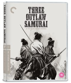 Three Outlaw Samurai - The Criterion Collection - 2