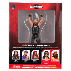 Braun Strowman: WWE Championship Figurine: Hero Collector - 3