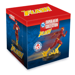 The Flash: DC Mega Figurine (online only) Hero Collector - 5