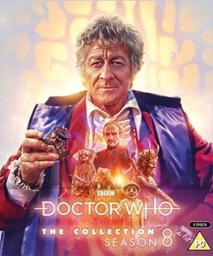 Doctor Who: The Collection - Season 8 Limited Edition Box Set - 2