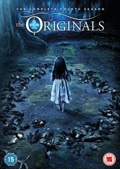 The Originals: The Complete Fourth Season - 1