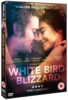 White Bird in a Blizzard - 2