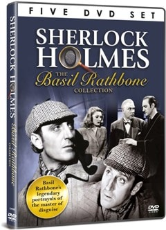 Sherlock Holmes: The Basil Rathbone Collection - 2