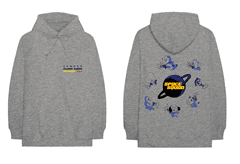 BT21 Space Squad Hoodie (Medium) - 1